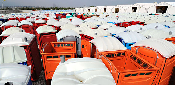 Champion Portable Toilets in Sunrise, FL